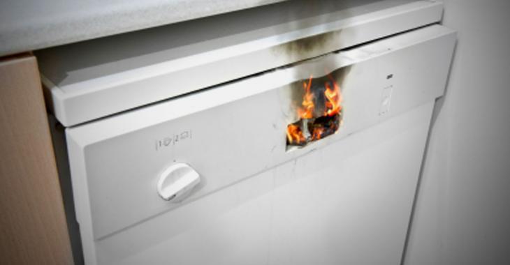 Santé Canada rappelle plus de 60 000 lave-vaisselles pouvant prendre en feu.