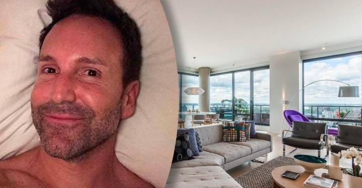 Dans la foulée des accusations portées contre lui, Éric Salvail vend son penthouse de luxe