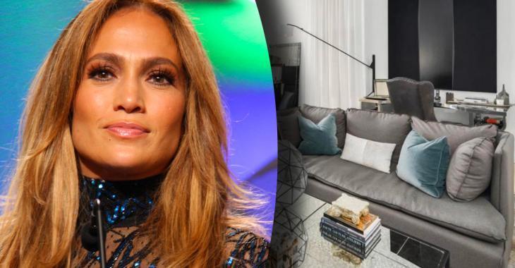 Jennifer Lopez met en vente son somptueux penthouse de  New York à un prix fou.