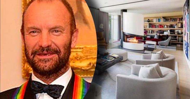 Le penthouse new-yorkais du chanteur Sting est à vendre.