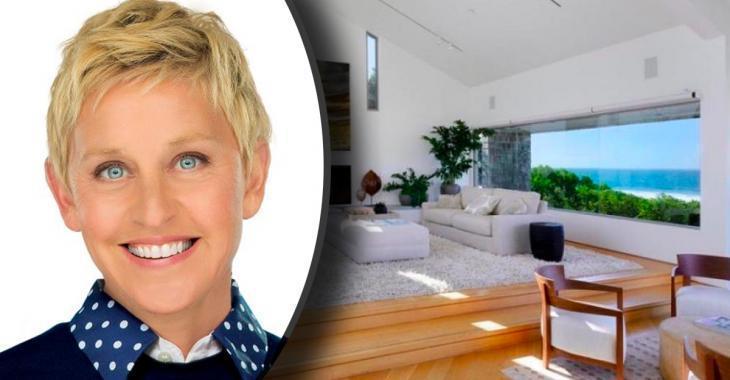Ellen Degeneres s'est offerte une nouvelle maison sur le bord de la plage au coût astronomique.