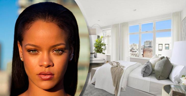 Le penthouse new-yorkais de Rihanna en vente pour 17 millions de dollars et on s'imaginait plus joli!