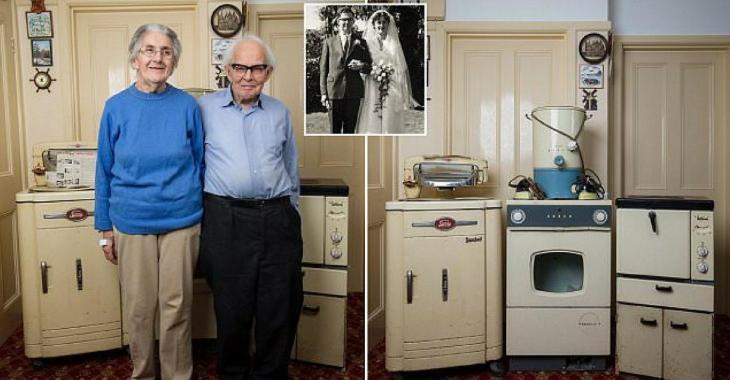 Ce couple a acheté leurs électroménagers il y a 60 ans et ils fonctionnent encore parfaitement.