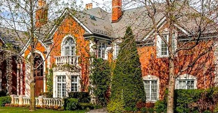 Ce magnifique château de 8,9 millions de dollars à vendre au Québec