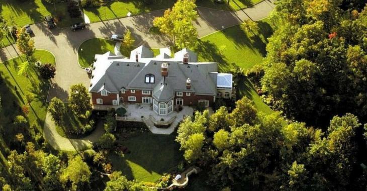 Ce magnifique domaine situé au Québec est en vente pour 8,9 millions de dollars
