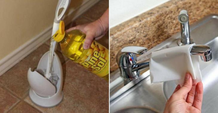 21 astuces secrètes pour nettoyer parfaitement votre maison