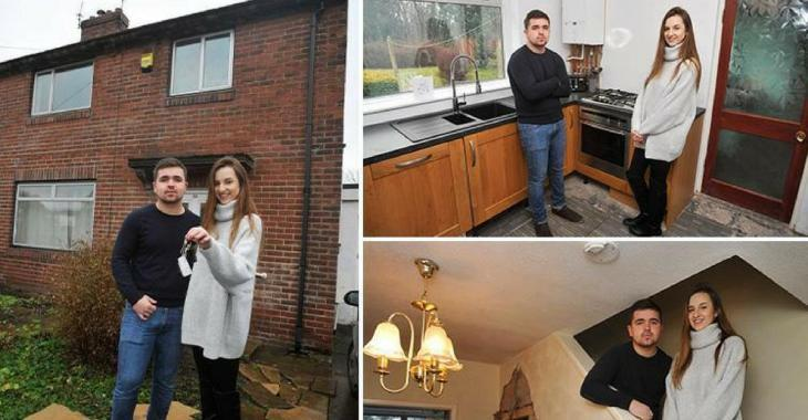 Un jeune couple de 18 et 20 achètent leur premier maison et dévoile comment ils ont réussi!