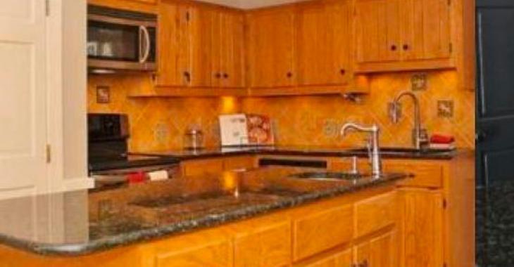 Une femme révèle comment transformer sa cuisine pour environ 100$