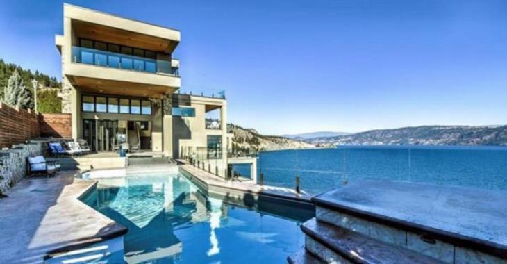 La maison de Shea Weber est à vendre et la vue est simplement folle.