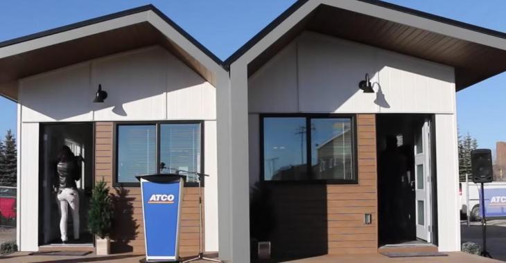 Un village de mini-maisons pour les vétérans de guerre sans-abri va voir le jour à Calgary