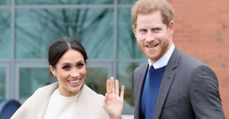 Voici la première photo de la maison de campagne du Prince Harry et de Meghan Markle