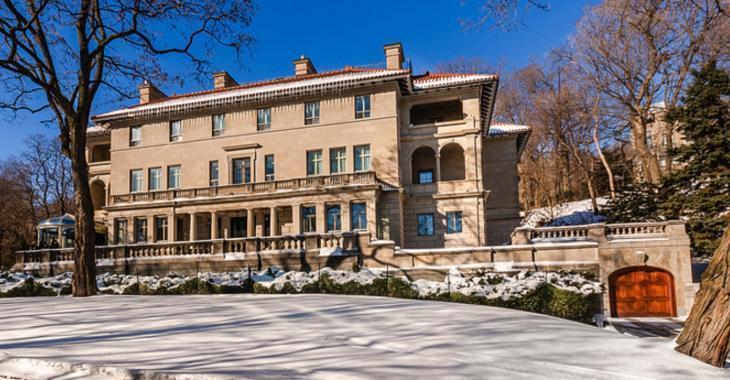 À 40 millions de dollars, cette maison est la plus chère de tout le Québec.