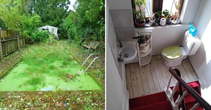 Ce site répertorie les pires photos utilisées par les agents immobiliers pour promouvoir les maisons à vendre.