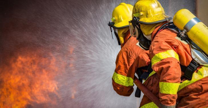La maison d'une ancienne star du Canadien de MTL complètement ravagée par les flammes