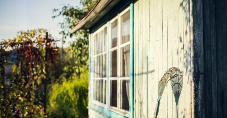 Les abris de jardin vont être encore plus taxés en 2019