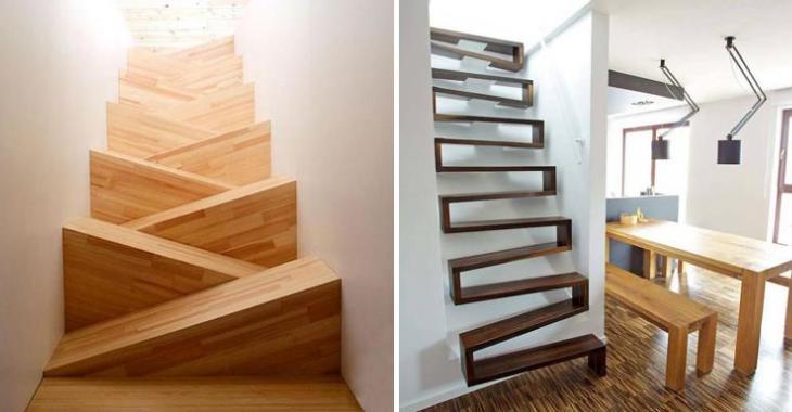 18 escaliers dont le design va vous faire rêver!
