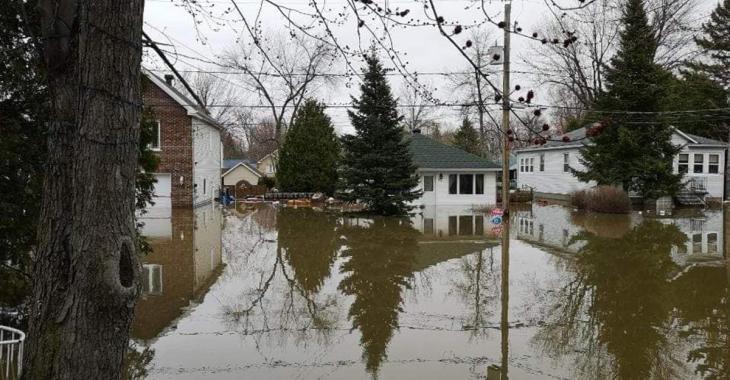 Comment aider les sinistrés des inondations