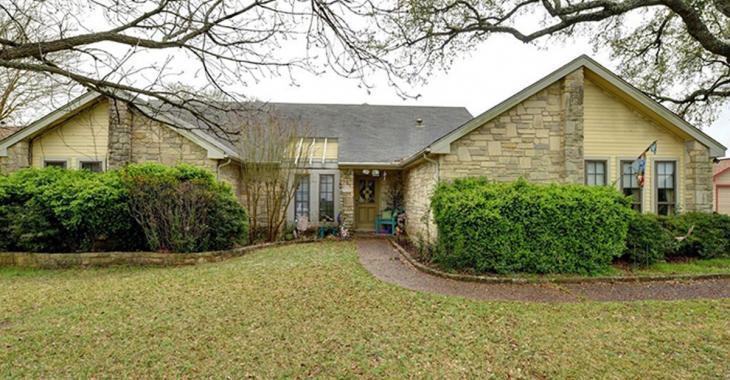 Cette maison est à vendre pour 535 000$ et l'intérieur est totalement déstabilisant.