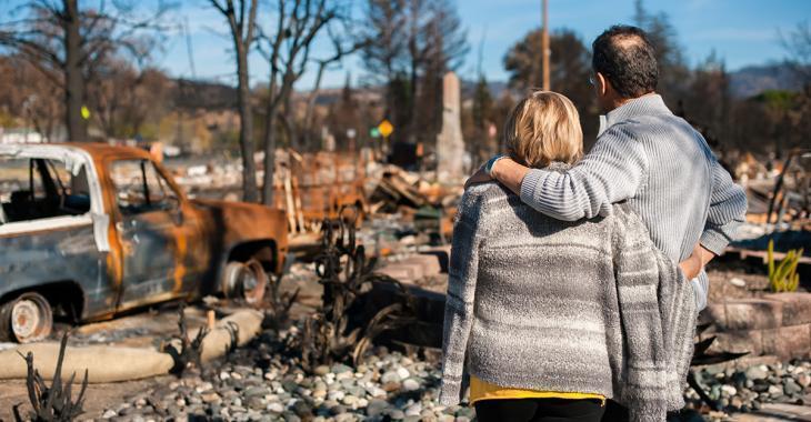 Sainte-Marthe-sur-le-Lac: Sa maison détruite à son insu, il a tout perdu