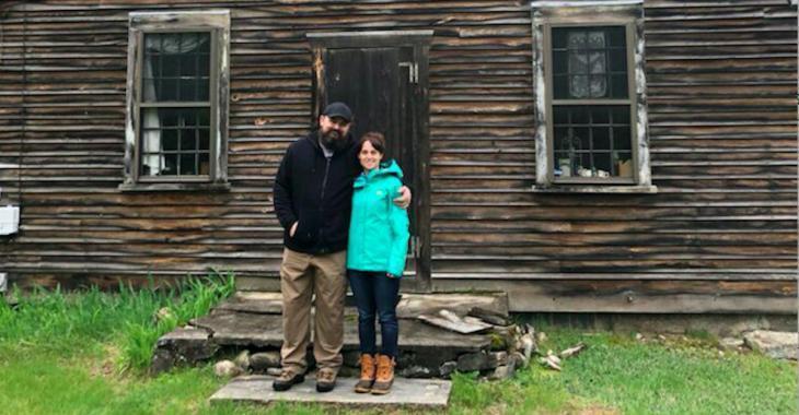 Ce couple a acheté la maison du film  « The Conjuring » et affirme que des choses étranges s'y produisent